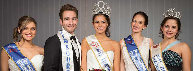Miss et Mister Luxembourg 2015